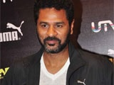 It's a challenge to direct newcomers: Prabhu Deva