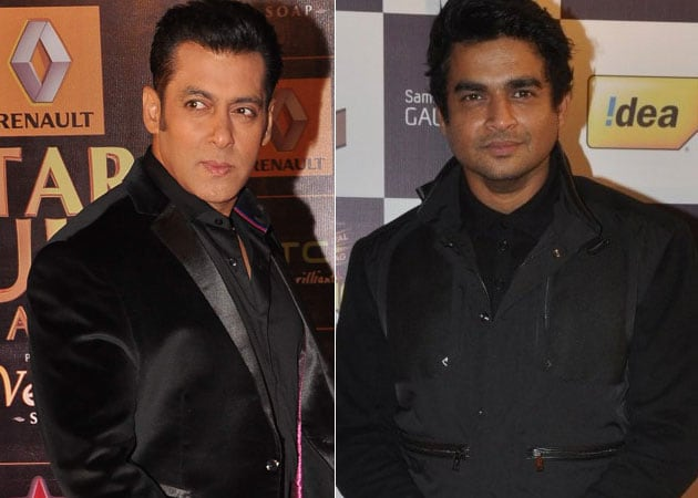 Oh God, how strong is Salman Khan, tweets Madhavan