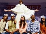 <I>Satyagraha</i> novel in the making?