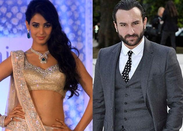 Sonal Chauhan: Saif Ali Khan is perfect, but taken