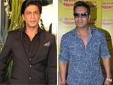 Ajay Devgn, Shah Rukh Khan on same side of Eid box office turf war