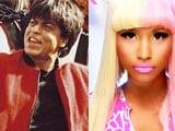 New mashup features Shah Rukh Khan's <i>Dil Se</i> and Nicki Minaj