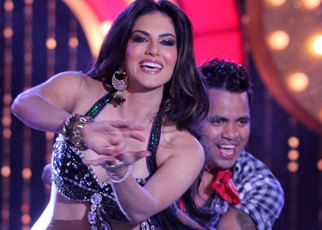 Sunny Leone: Never thought I'll do a dance number