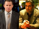 Channing Tatum has a crush on George Clooney