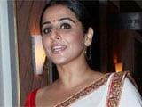 Vidya Balan: Any award for <I>Kahaani</i> is an award for me