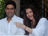 Aishwarya Rai and Abhishek Bachchan celebrate sixth wedding anniversary