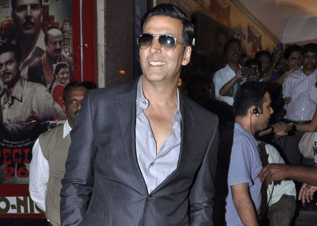 Akshay Kumar: No real-life characters in Once Upon a Time in Mumbai Again