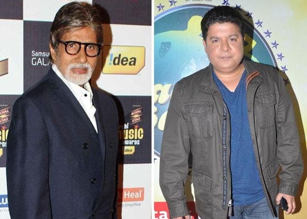 Amitabh Bachchan to star in Sajid Khan's next