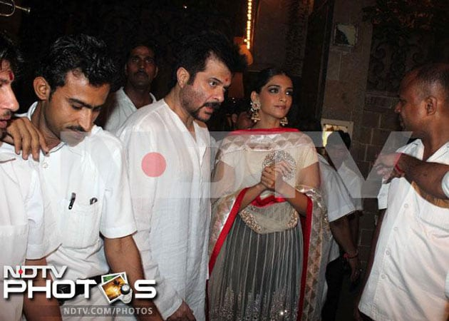 Sonam, Anil Kapoor together for a special song in Bombay Talkies