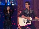 Aishwarya Rai Bachchan, Shah Rukh Khan rock TOIFA stage