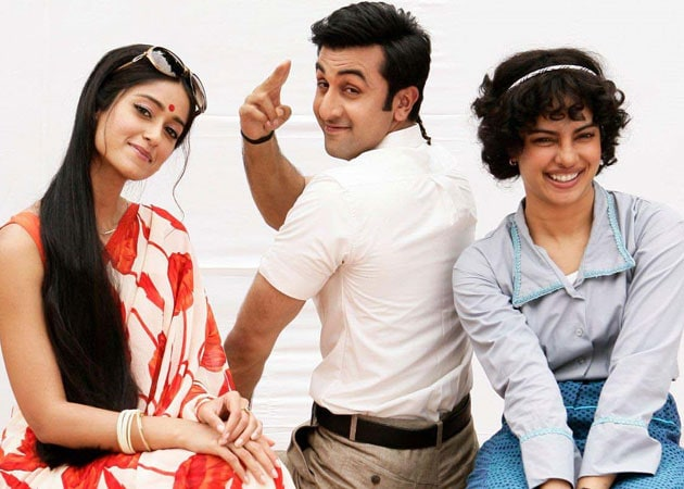Barfi! leads IIFA nominations with 13 nods