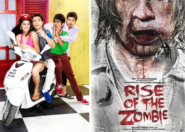 New Chashme Baddoor to face-off with zombie film this Friday