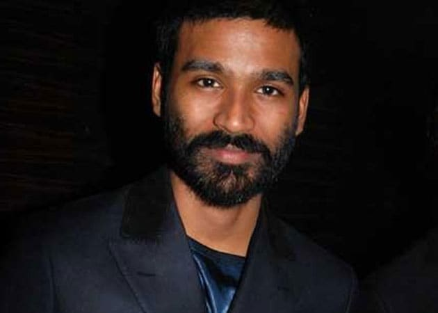 Tuesday is Dhanush's day for speaking Hindi