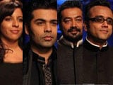 Karan Johar turns stylist for Dibakar Banerjee, Anurag Kashyap and Zoya Akhtar