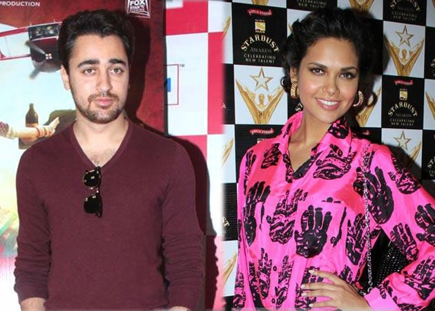 Esha Gupta excited about club song with Imran Khan