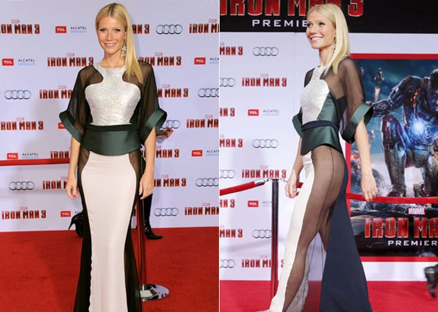Gwyneth Paltrow embarassed over 'disaster' dress