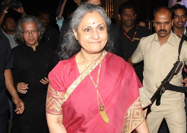 Jaya Bachchan secure in her different roles at 65