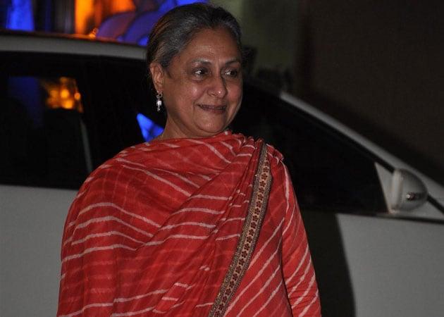 Jaya Bachchan to be presented Deenanath Mangeshkar Award