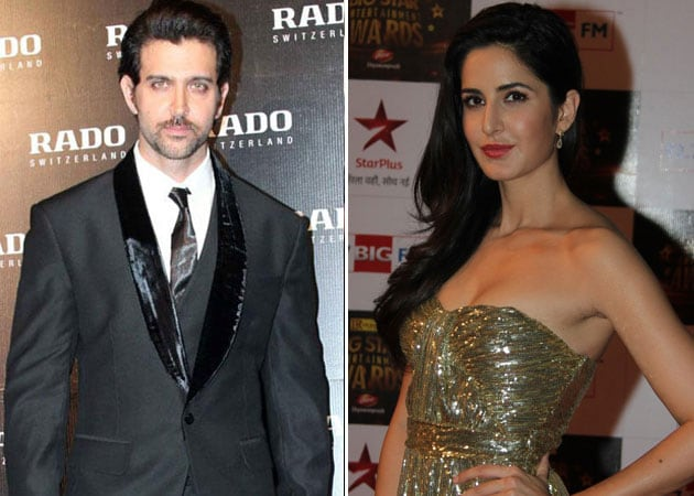 Hrithik Roshan, Katrina Kaif to train for Bang Bang