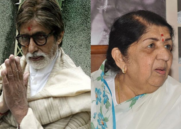 Lata Mangeshkar, Amitabh Bachchan condole death of 'golden voice' Shamshad Begum