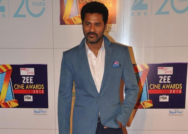 Prabhu Deva: I don't have time to be lonely