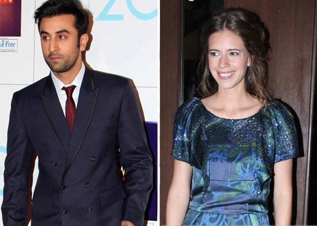 Ranbir Kapoor's prank on Kalki Koechlin went horribly wrong