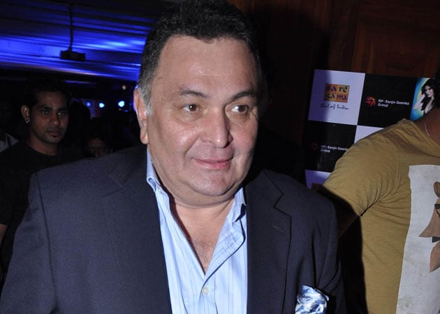 Rishi Kapoor: Negative roles challenge the craft in me