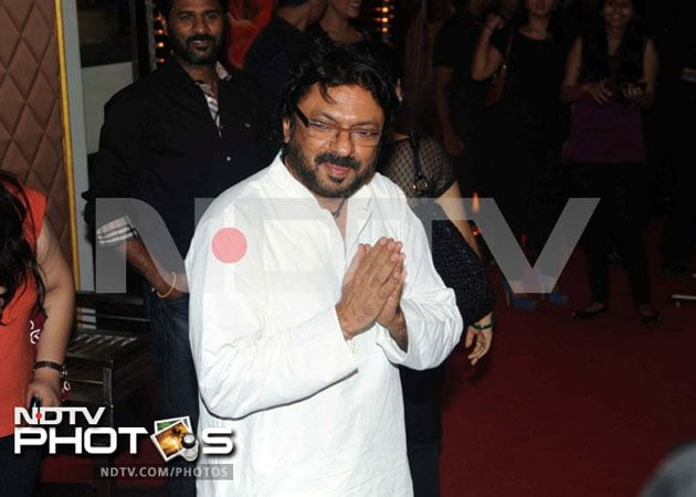 Make love stories because I don't have love in my life: Sanjay Leela Bhansali