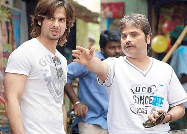 Vishal Bhardwaj reunites with Shahid Kapoor and Shakespeare