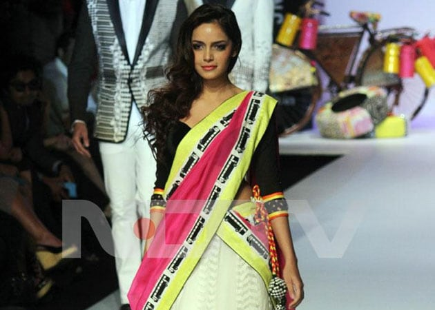 Bol Bachchan, Barbie keep Shazahn Padamsee busy
