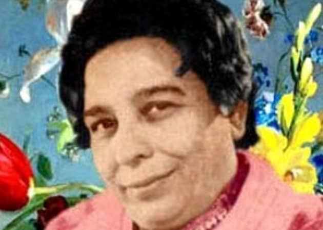 Bollywood neglected Shamshad Begum over others: Pakistani daily