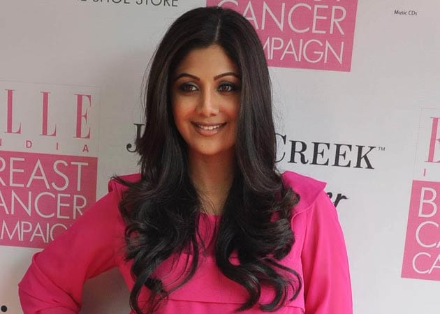 Shilpa Shetty designs Rajasthan Royals' clothing line