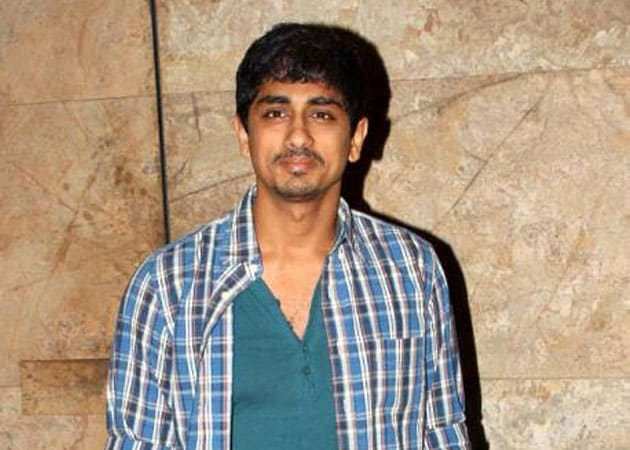 Siddharth: Bollywood is not my priority