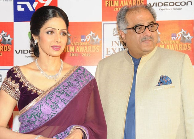 Sridevi truly Empress of Indian cinema, says Boney Kapoor