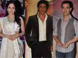 Sridevi, Shah Rukh, Aamir and a galaxy of stars in <I>Bombay Talkies</I> song
