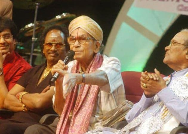 Playback singer PB Srinivas dies at 82