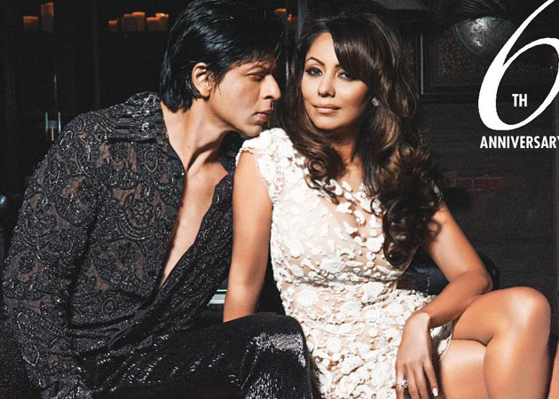 Shah Rukh Khan: Gauri maintains dignity in a publicity-crazed world