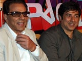 Sunny Deol to reprise Dharmendra's role in <i>Hukumat</i> remake