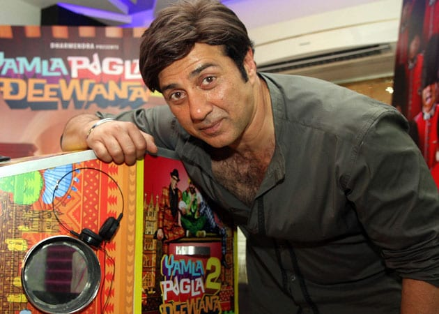 Sunny Deol: I don't work out for six pack abs