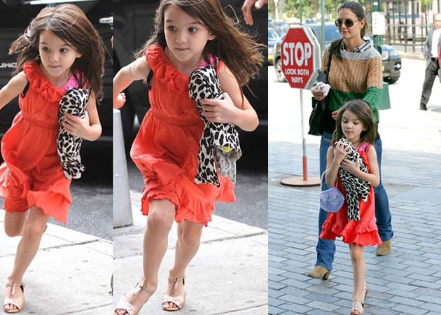 How Suri Cruise celebrated her birthday with mom Katie Holmes