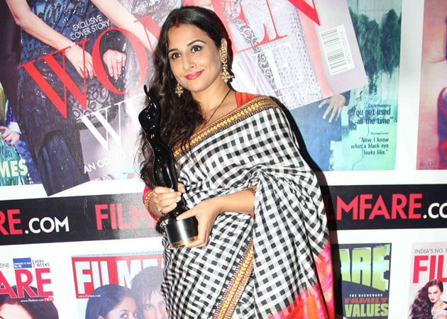 Vidya Balan's Cannes wardrobe may be by Sabyasachi
