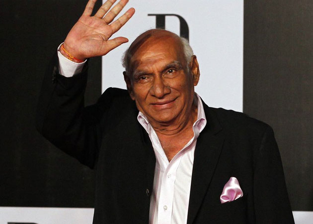 Yash Chopra to be honoured with Father of Contemporary Indian Cinema title
