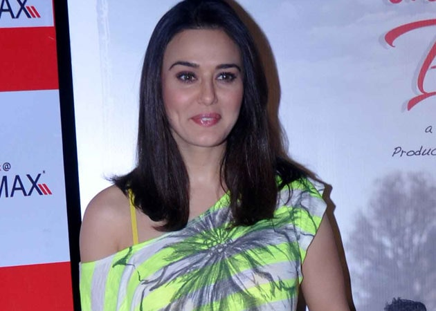 Preity Zinta wants to be a part of Indian crime show