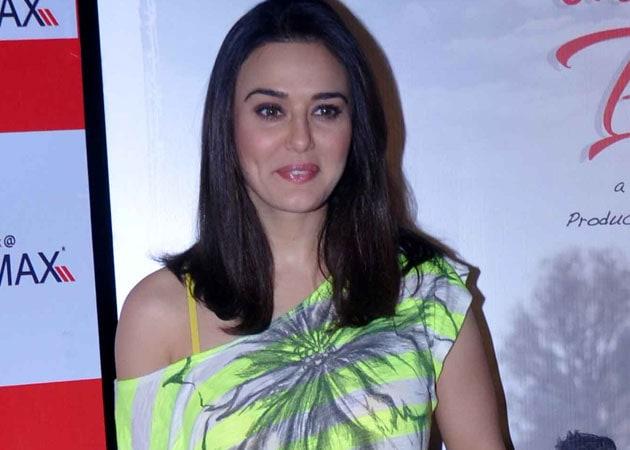 Preity Zinta to shoot Bhaiyyaji Superhitt starting July