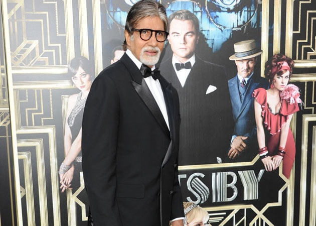 Amitabh Bachchan 'in shocked disbelief' over The Great Gatsby rave review