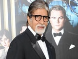 "Amitabh Bachchan ""in shocked disbelief"" over <I>The Great Gatsby</I> rave review"
