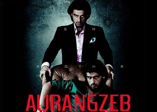 Arjun Kapoor still in awe of his double role stint in Aurangzeb