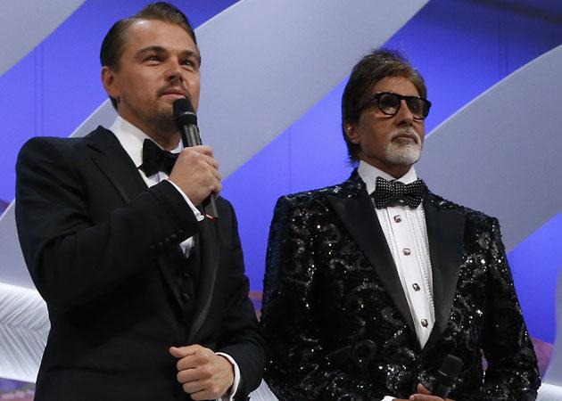 Amitabh Bachchan, Leonardo DiCaprio declare Cannes Film Festival open