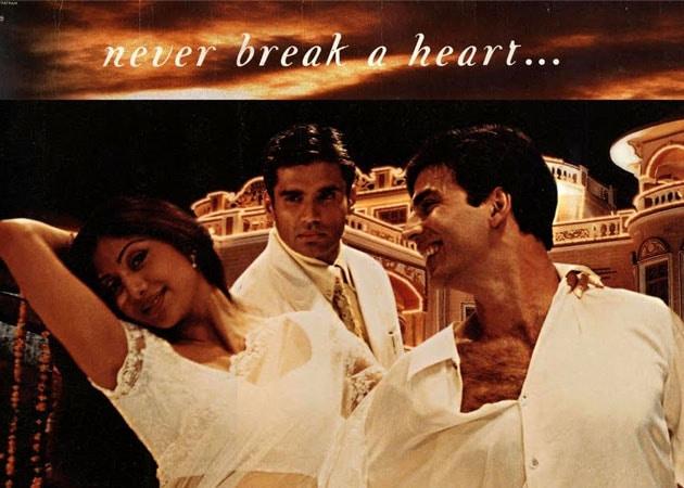 Akshay Kumar-Shilpa Shetty's Dhadkan to return