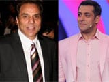 Dharmendra: See a lot of myself in Salman Khan